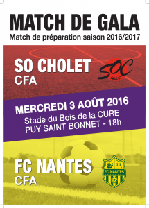 SO cholet-FC nantes10