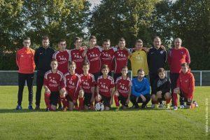 Equipe U15 A
