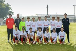 Equipe U15 B